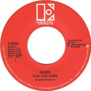 Play The Game by Queen