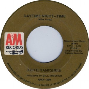 Daytime Night-time by Keith Hampshire