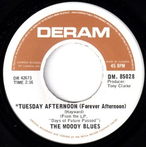 Tuesday Afternoon by the Moody Blues