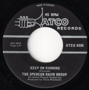 Keep On Running by Spencer Davis Group
