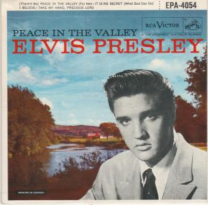 There'll Be Peace In The Valley by Elvis Presley