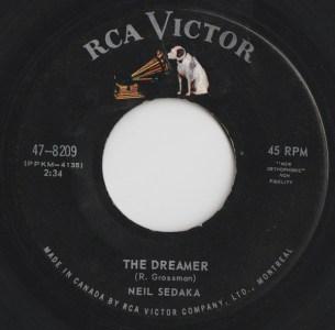 The Dreamer by Neil Sedaka