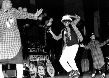 Doowutchyalike by Digital Underground