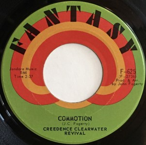 Commotion by Creedence Clearwater Revival