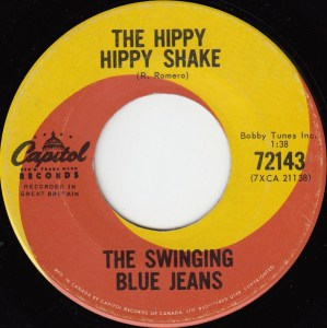 The Hippy Hippy Shake by the Swinging Blue Jeans