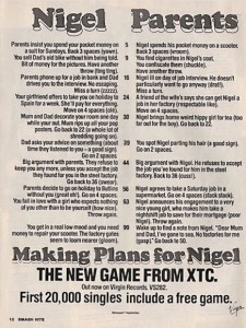 Making Plans For Nigel by XTC