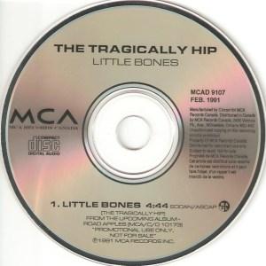 Little Bones by Tragically Hip