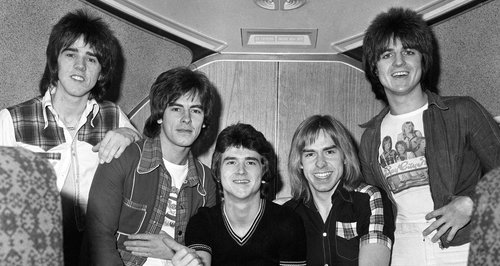 Don't Stop The Music by the Bay City Rollers