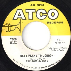 Next Plane To London by Rose Garden
