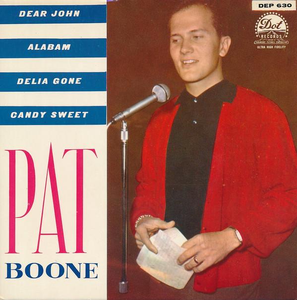 Dear John/Alabam by Pat Boone