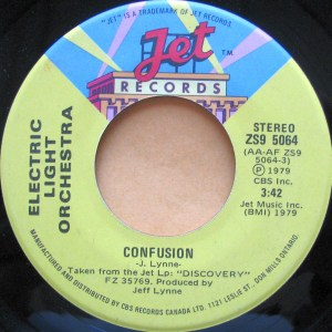 Confusion by Electric Light Orchestra