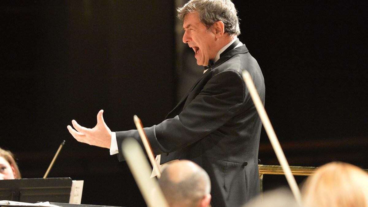 Salvador Brotons, Conductor