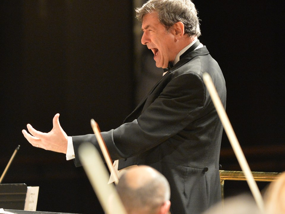Salvador Brotons, Conductor