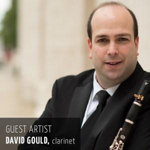 David Gould, guest artist
