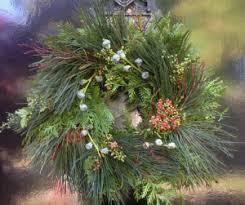 December Wreath Making