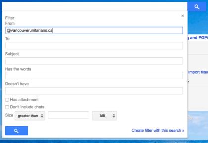 Whitelisting UCV Emails Gmail 3