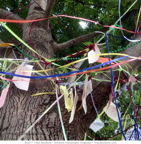 Wish Tree for May
