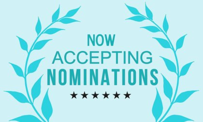 Now Accepting Nominations image