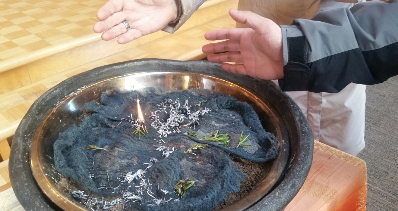 Fire Communion