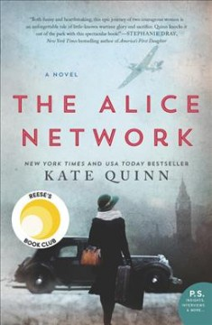 Second Sunday Book Group -- The Alice Network