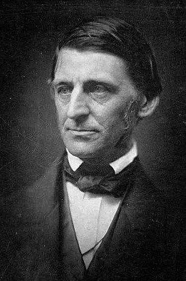 Photo: Ralph Waldo Emerson