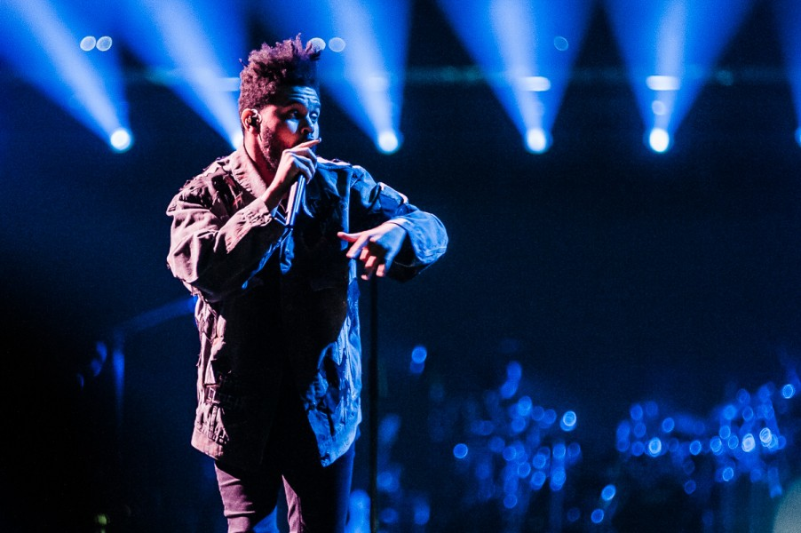 Image result for the weeknd concert