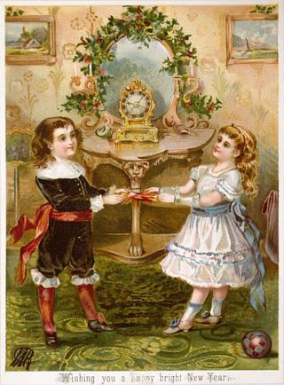 VampA Victorian Christmas Traditions