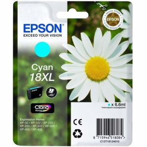 Epson cartridge T1812XL CYAN