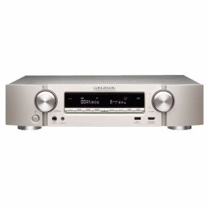 Marantz surround receiver NR1710/N1SG (Silver Gold)