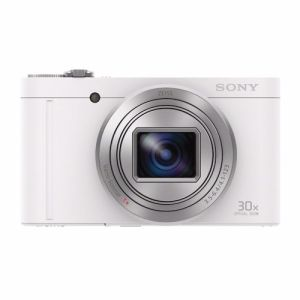 Sony compact camera DSC-WX500 (Wit)