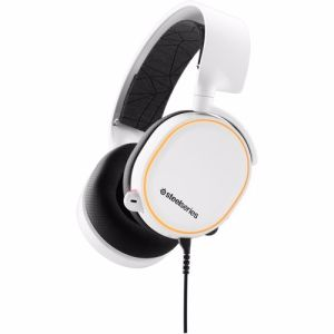 Steelseries gaming headset Arctis 5 2019 PC/PS4 (Wit)