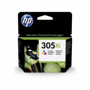 HP cartridge 305 XL (Cyaan Magenta Geel)