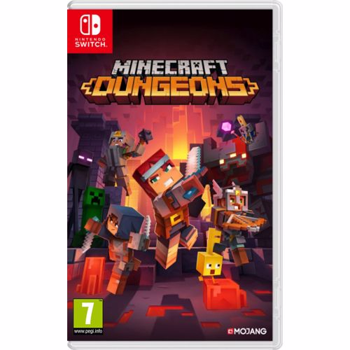 Minecraft Dungeons Switch