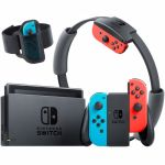 Nintendo Switch (Rood/Blauw) + Ring Fit Adventure