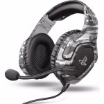 Trust gaming headset GXT 488 Forze PlayStation 4 (Grijs)