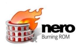 NERO software voor het branden van cd's en dvd's
