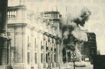 De staatsgreep in Chili (CC BY 3.0 cl - Biblioteca del Congreso Nacional - wiki)