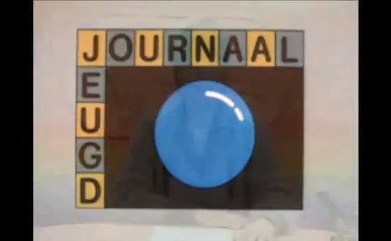 eerste uitzending van het nos jeugdjournaal