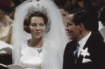 Huwelijk van prinses Beatrix en prins Claus (cc 0 Nationaal Archief