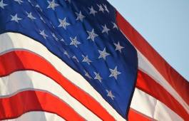 Amerikaanse vlag (CC0 - Pixabay - SoCali)