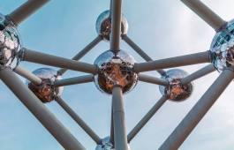 Atomium in Brussel
