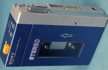 Eerste Walkman