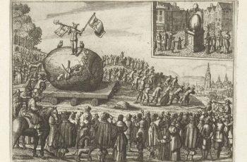 De Amersfoortse Steentrekking, 1661, anoniem, 1661