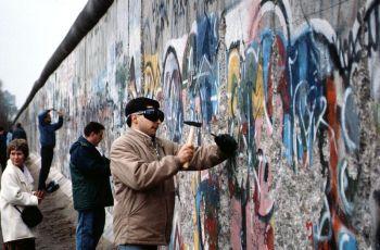 Val van de Berlijnse Muur - Foto: Wiki