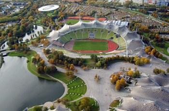 Volksparkstadion in München - Foto: CC