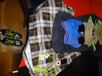 My running gear :-D