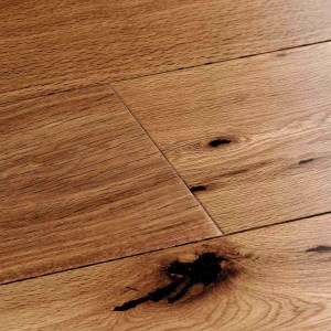 Woodpecker Flooring Harlech Smoked Oak