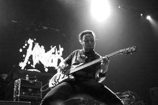 Havok March 5th, Megadeth #Dystopia Tour 2016 Vandala Photography