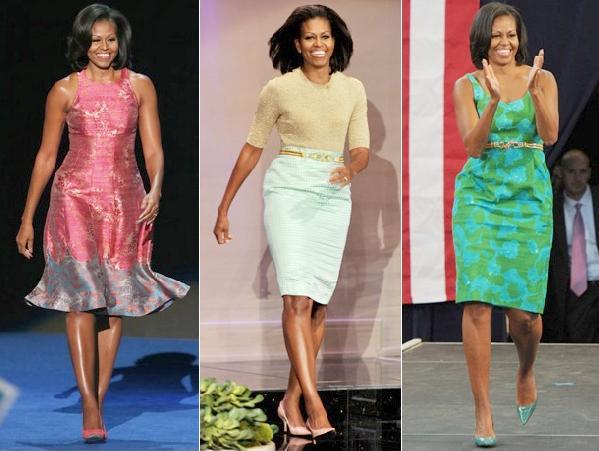michelle-obama-different-fashion-looks