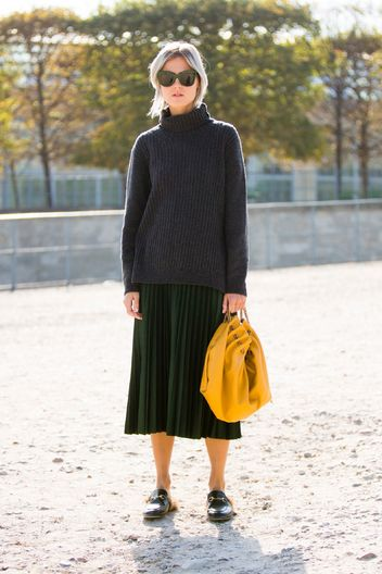 color-for-work-outfit-idea-colored-skirt-neural-knit-w352